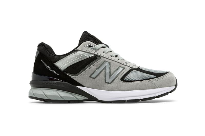 "New Balance Made in US 990v5 ""Kool Grey/Black"" Release 990v5 33476 where to buy drop info"