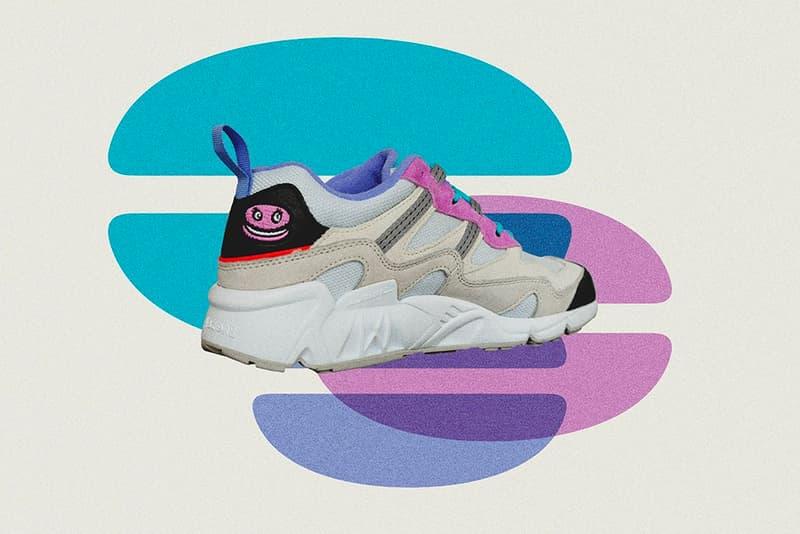 Mita Sneakers STUDIO SEVEN New Balance ML850 macaron dessert pastel pop colors colorful vibrant menswear streetwear exile naoto japanese spring summer 2020 collection footwear