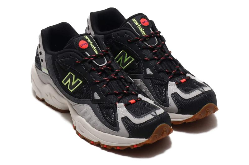 new balance 703 release date info photos price black yellow red grey orange white navy blue yellow red