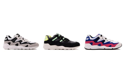 New Balance 850 Releases In Three Bold Colorways