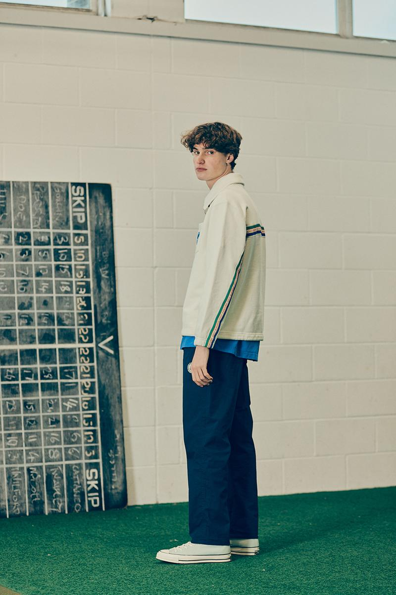 Nigel Cabourn x Element SS20 Cricket Capsule apparel clothing collaboration spring summer 2020 release date info buy skateboards