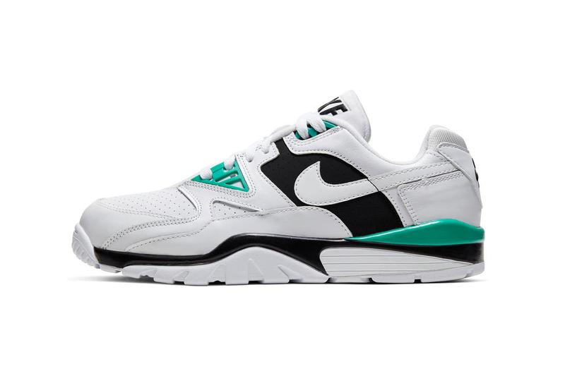 nike air cross trainer 3 low 2020 release dates info white black teal blue gray photos price