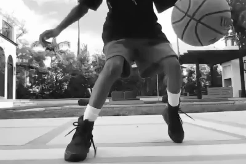 Jerry Lorenzo Nike Air Fear of God 1 Noir Lookbook Zoom