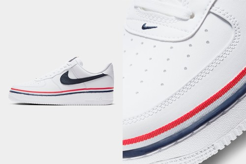 Nike Gets Preppy With Ribbon-Adorned Air Force 1 '07 LV8