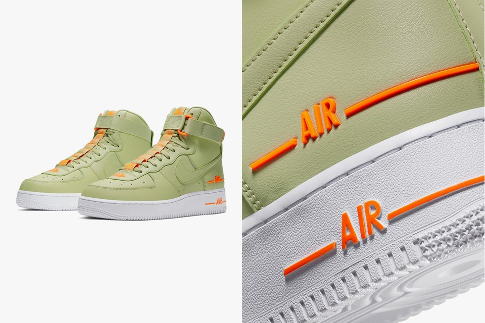 rastro Sollozos Experto  Nike Air Force 1 High '07 LV8 3