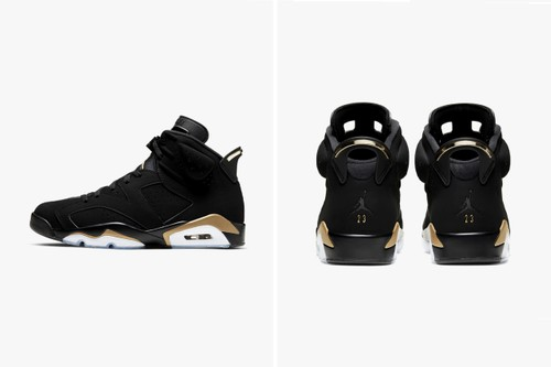 "Jordan Brand Presents Air Jordan 6 ""DMP"" Release for All the Family"