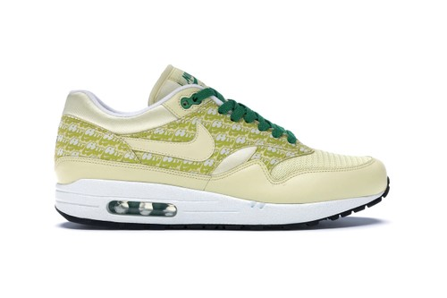 "2006's Nike Air Max 1 ""Lemonade"" to Drop in Alternate ""Pine Green"" Iteration"
