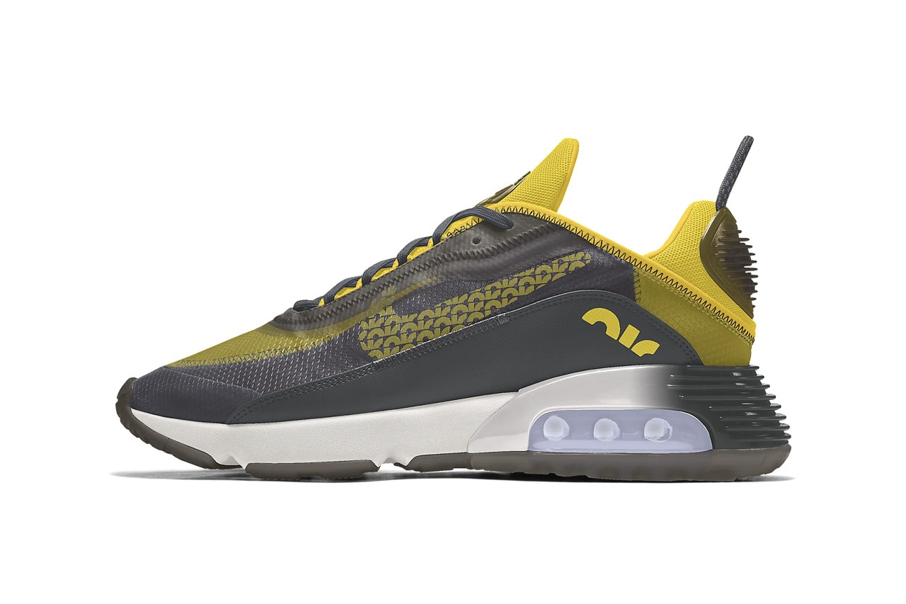 Nike Air Max 2090 By You Release Information Sneakers Swoosh Drop Date Launch Footwear Customization Colorways