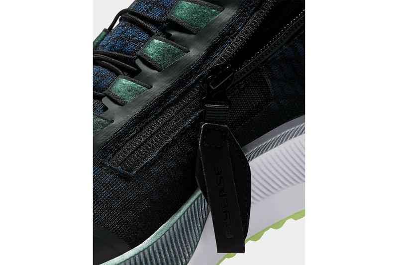 nike air zoom pegasus 37 flyease CK8474 001 black valerian blue spruce aura ghost green white release date info photos price