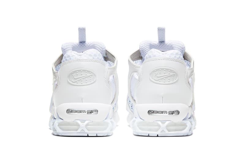 nike air zoom spiridon cage 2 triple white CJ1288 100 release date info photos price