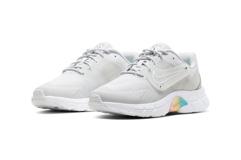 Nike Alphina 5000 white red yellow blue purple grey flywire shoes release date info photos price