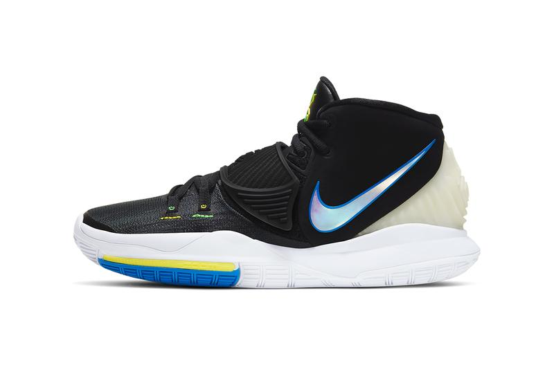 nike basketball kyrie irving 6 shutter shades BQ4630 004 black soar dynamic yellow white release date info phots price