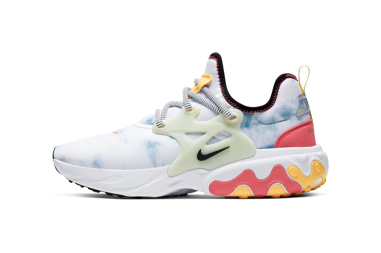 Nike Air Max 270 React ENG \u0026 React