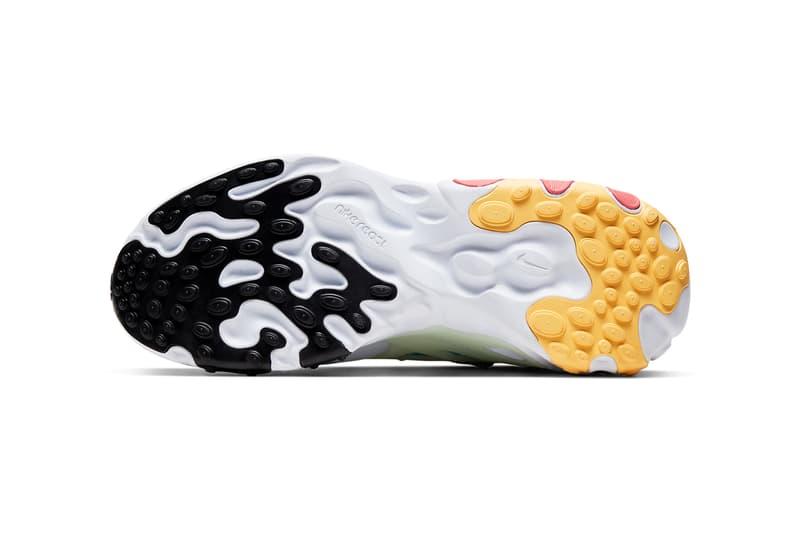 nike air max 270 react eng presto alien multi color pistachio frost white black magic ember topaz gold cw7303 900 cw7302 001 release date info photos price