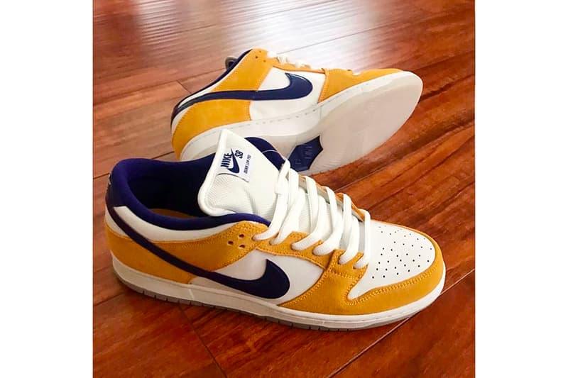 Nike SB Dunk Low Laser Orange First Look Release Info Price Date Buy