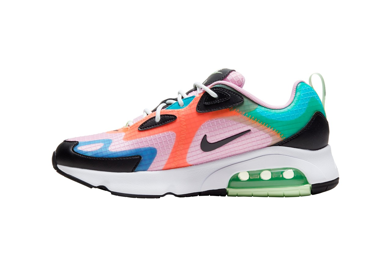 nike sportswear air max vibrant pack spring summer 2020 270 react 720 tailwind iv 200 mx 818 release date info photos price