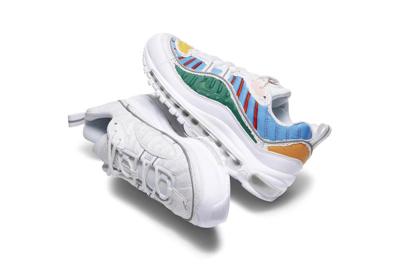 nike sportswear air force 1 max 98 lx tear away removable customizable upper release date info photos price womens
