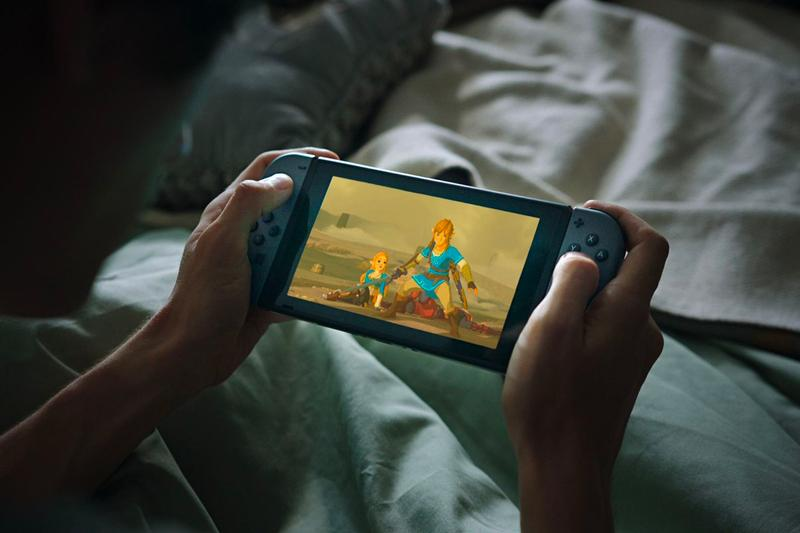 Nikkei nintendo switch gaming console increase production 10 percent global shortage supply demand