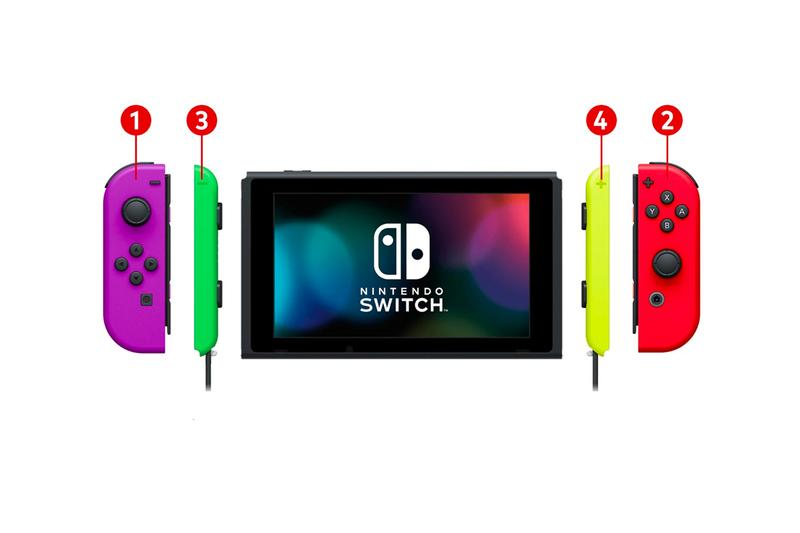 Nintendo Switch Customization Program Launch Info Buy Price Color Joy con Game microSD Online Pro