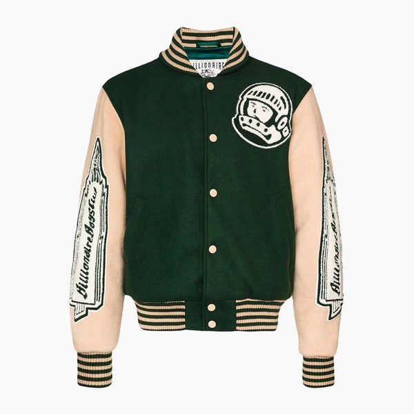 Billionaire Boys Club Astro Varsity Bomber Jacket