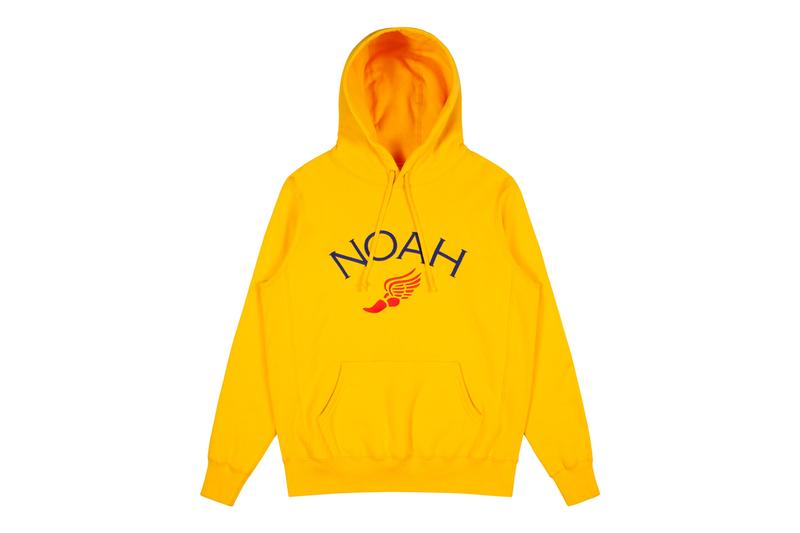 noah embroidered winged foot hoodie madras jacket shorts ripstop hip pack black yellow burgundy teal yellow blue navy white