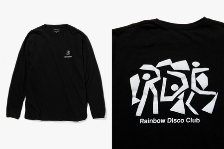 nonnative Joins Rainbow Disco Club for Capsule Collection