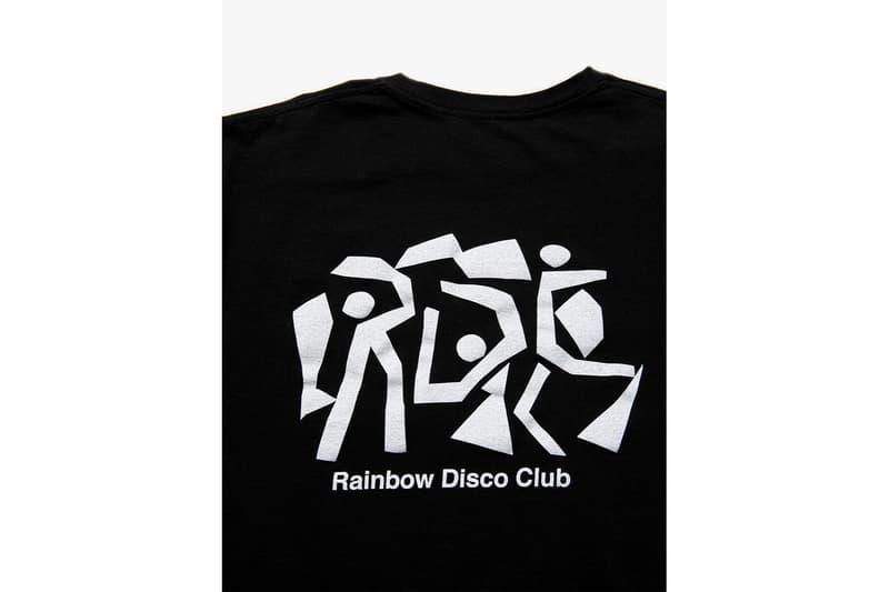 nonnative x Rainbow Disco Club Capsule Collection  Izu Japan Camping Music festival EDC EDM GORE-TEX Outdoors