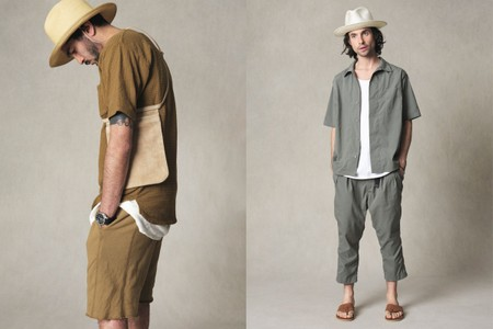 nonnative Summer 2020 Is Packed With Breezy, Technical Textiles