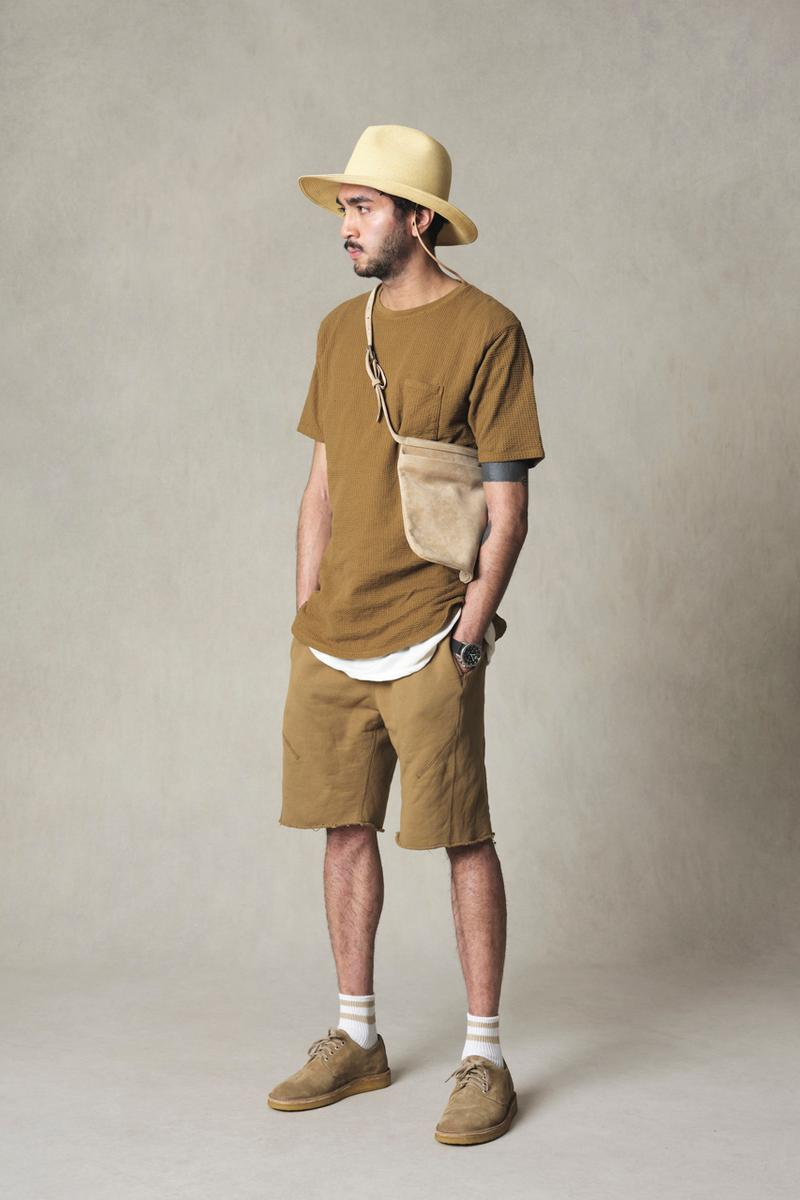 nonnative Summer 2020 Capsule Collection Lookbook ss20 japan