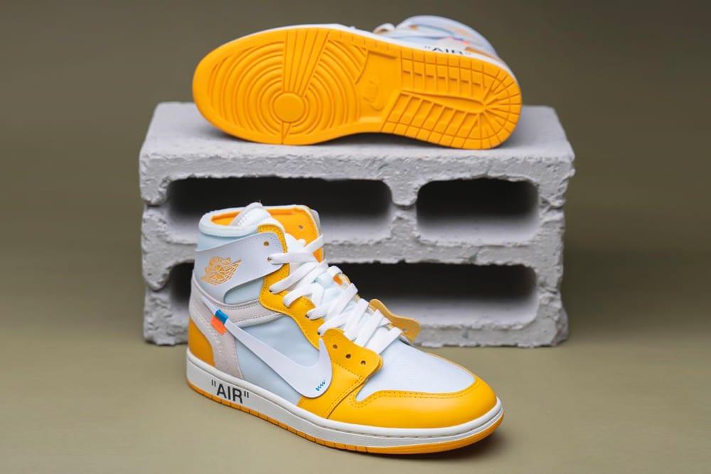 x Air Jordan 1 \