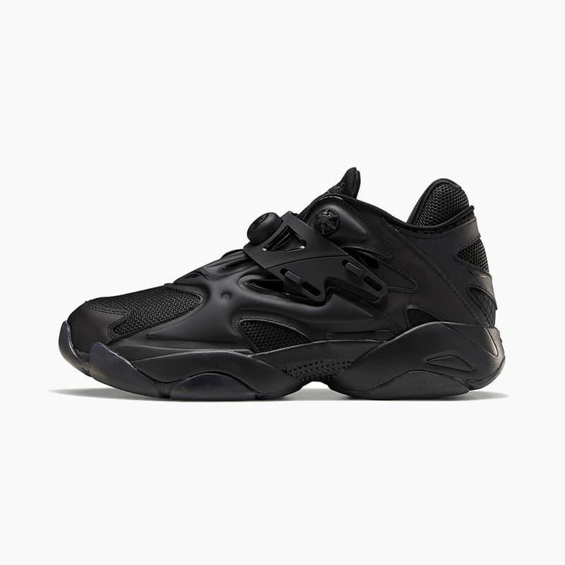 Reebok Pump Court White & Black Colorways Sneaker Release Where to buy Price 2020
