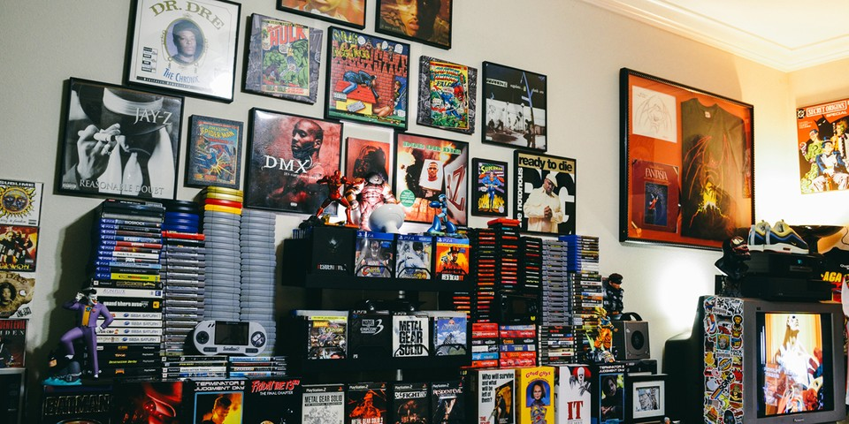 Next Level: How Mikey Retro Built a $250,000 USD Gaming Collection