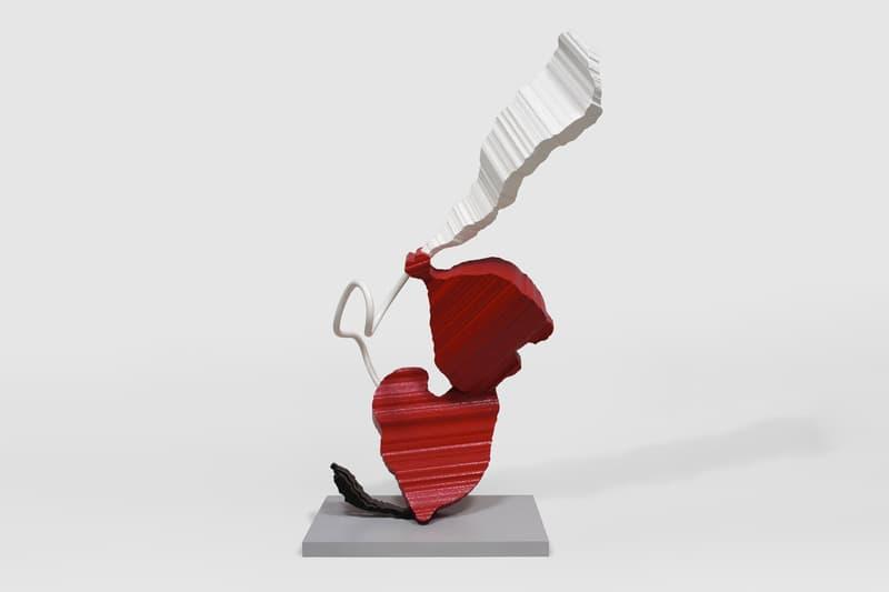 "Pace Gallery ""Material Matters"" Online Viewing Room Sculptures Ceramics ""Combines"""