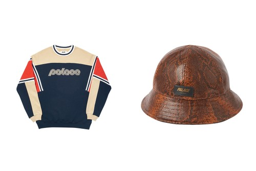 Here's Everything Dropping at Palace This Week