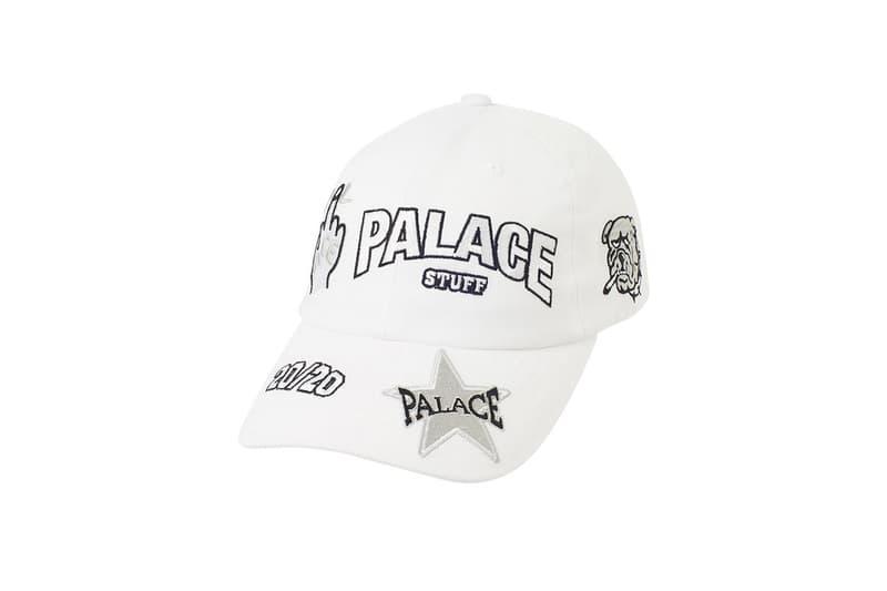 Palace Skateboards Spring 2020 Week 9 Drop List Release Information Skateboarding T-Shirts Sweaters Bucket Hats Jeans London Brand Streetwear SS20
