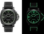 Panerai Release Stealthy Carbotech Luminor Marina Watch