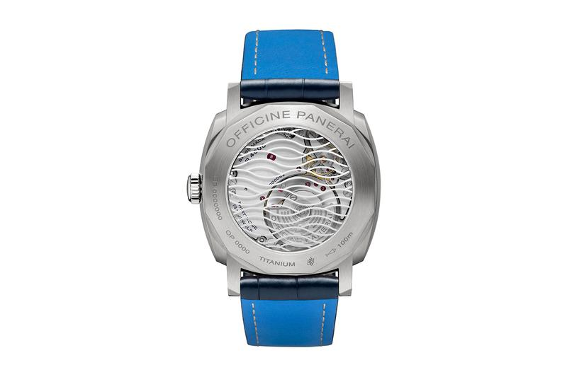 Panerai Radiomir Mediterraneo Collection Info watches Italian carbon dive watches military