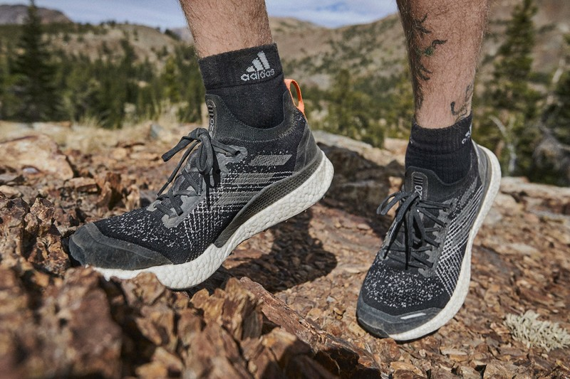 Parley and adidas Terrex Drop Environmentally Conscious Two Ultra Trail Runner