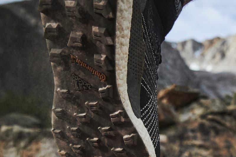 parley adidas terrex two ultra trail runner core black grey three blue spirit EF2133 release date info photos price