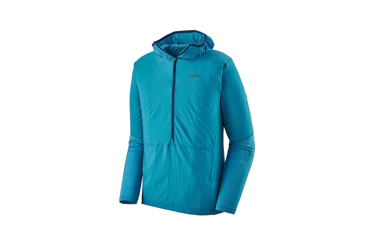 Patagonia Spring 2020 Collection Lookbooks Sustainability discarded ocean fishing nets mountain bike apparel Regenerative Organic Certification (ROC) Pilot CottonTwo-Day Camp Meal Kit