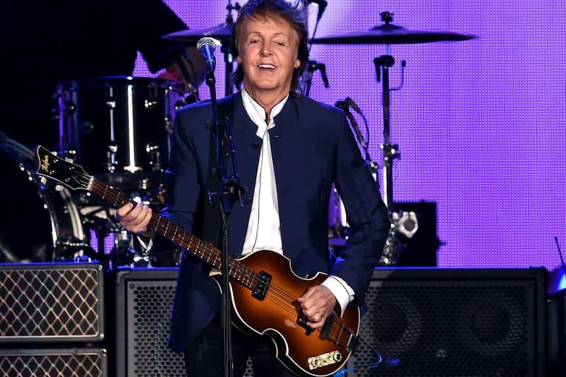 "Juliens' Auctions ""All Beatles"" Online Auction Paul McCartney ""Hey Jude"" Handwritten Lyrics Vinyls Memorabilia Drawings Desert Trip Empire Polo Field Indio California"