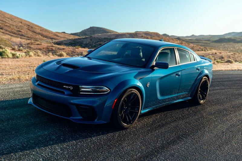 Petersen Automotive Museum Cars and Coffee Online Dodge 2020 Charger SRT Hellcat