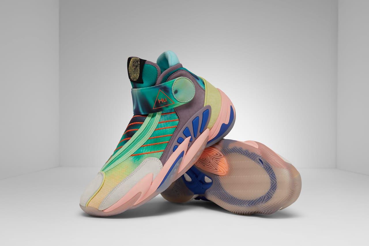 Pharrell x adidas Originals Basketball