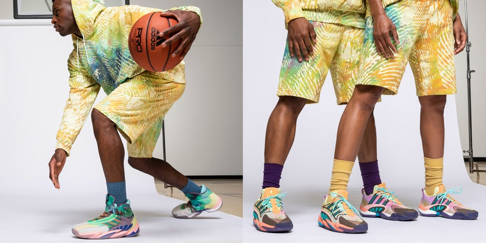 Pharrell and adidas Originals Salute Basketball with New Collection
