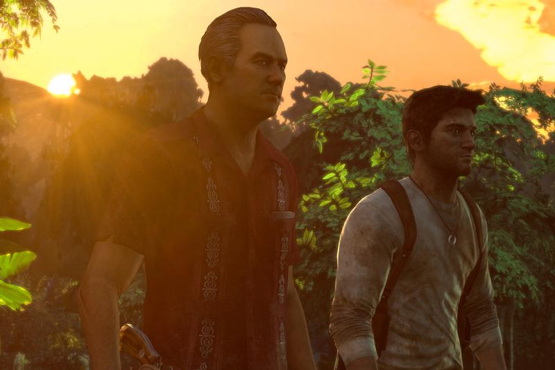 Sony PlayStation Uncharted Nathan Drake Collection Journey Free Naughty Dog PlayStation Plus