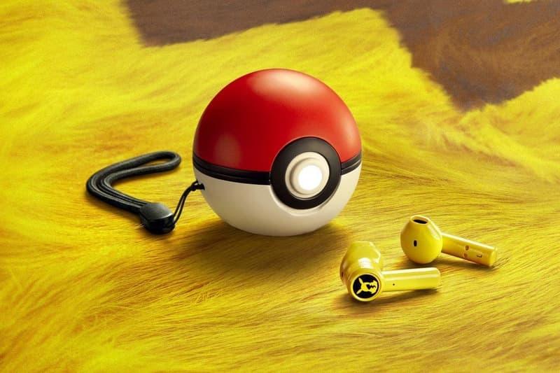 Pokémon Razer Pikachu Hammerhead True Wireless Earbuds Release The Company Info Buy Price Yellow