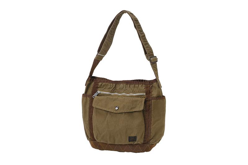 Yoshida Kaban Porter Crag Collection Info bags totes shoulder bags accessories Japan Japanese brands Boston Bags Rucksack