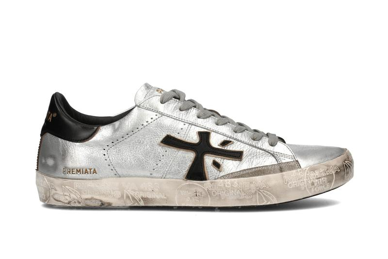 premiata ss20 steven collection range sneakers footwear timeless court classic 90s