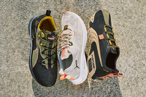 PUMA and First Mile Launch Second Sustainable Collection for Earth Day