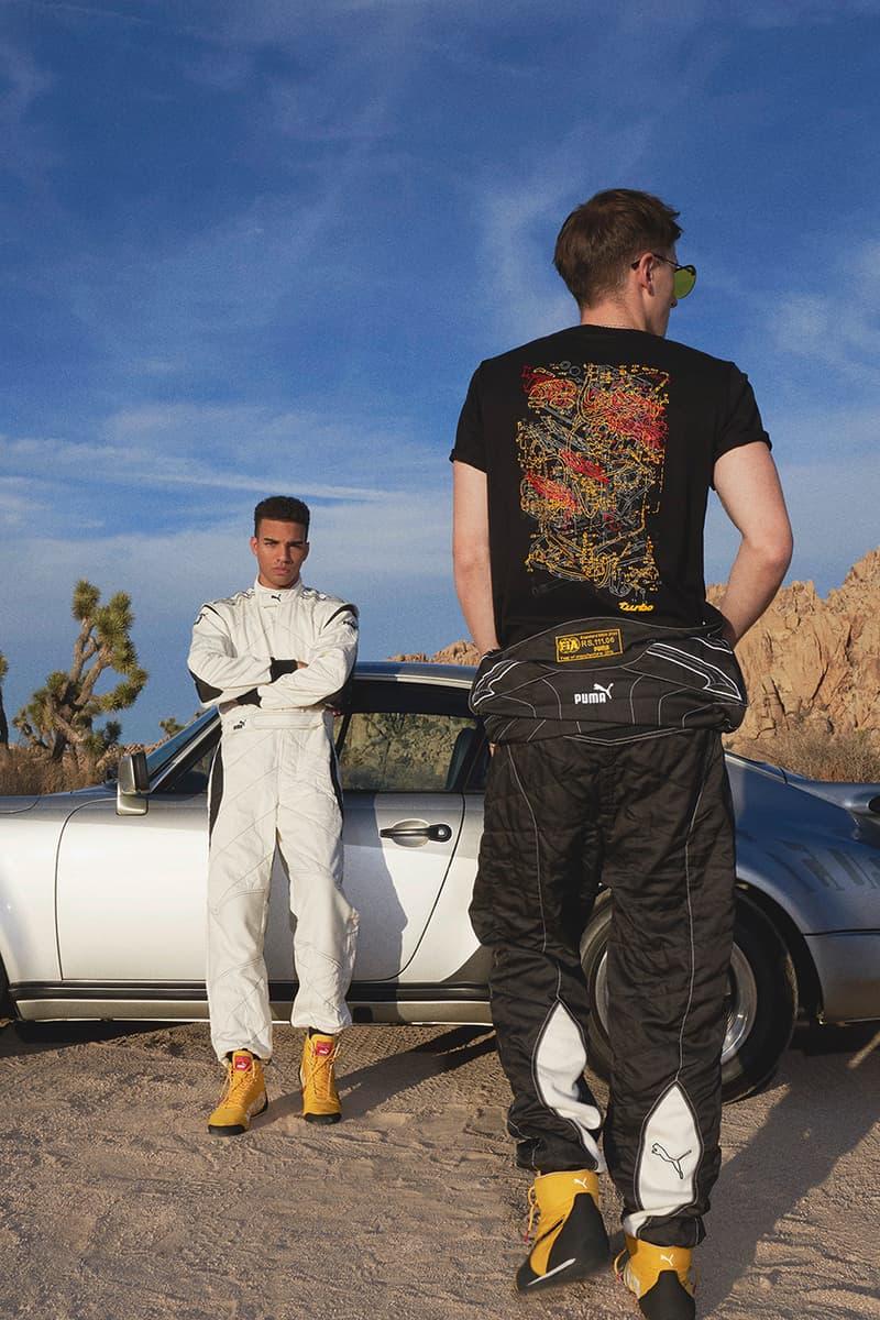 puma porsche legacy collection spring summer 2020 speedcat lux future rider 911 turbo black grey yellow red 339968_02 white asphalt high rise 339968_01 339967_01 339967_02